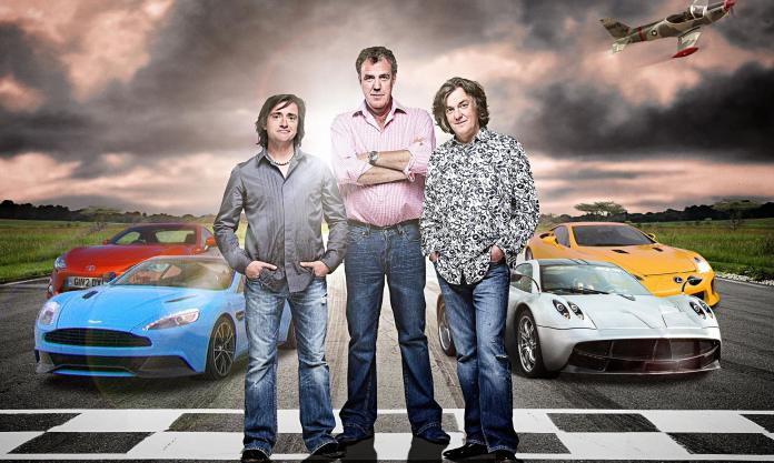 Top Gear: under review by the BBC