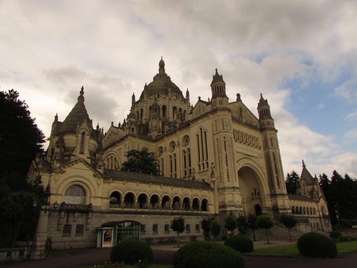 Basilique St Thérèse de Lisieux