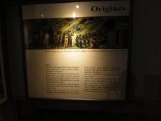 Explanation of the origin of the Carmelite Order