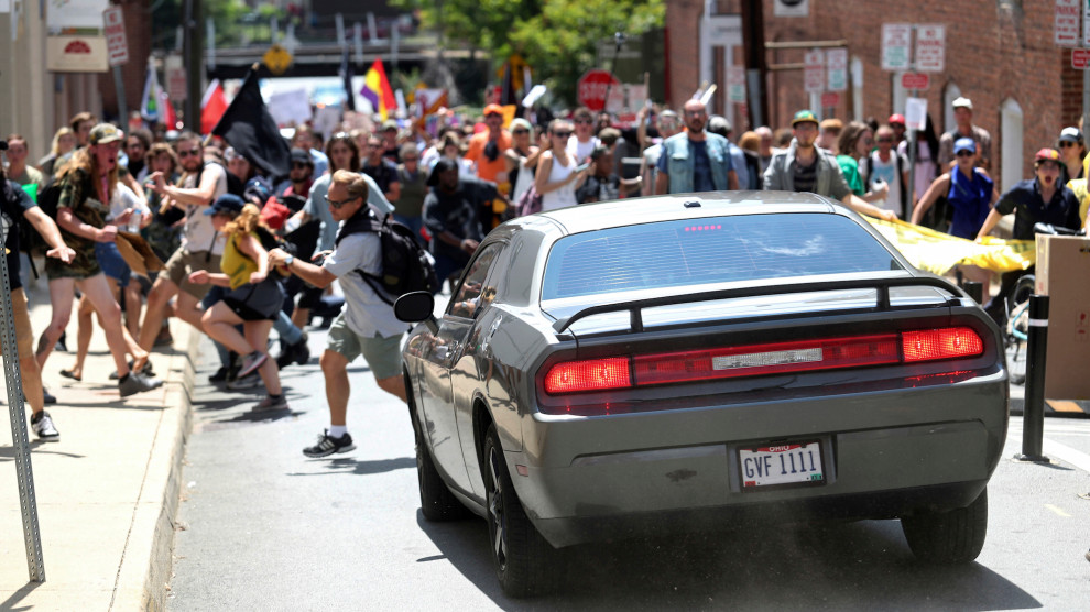 Charlottesville-Attack