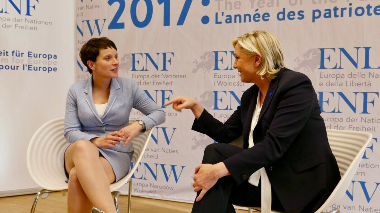 Frauke-Petry-Marine-Le-Pen